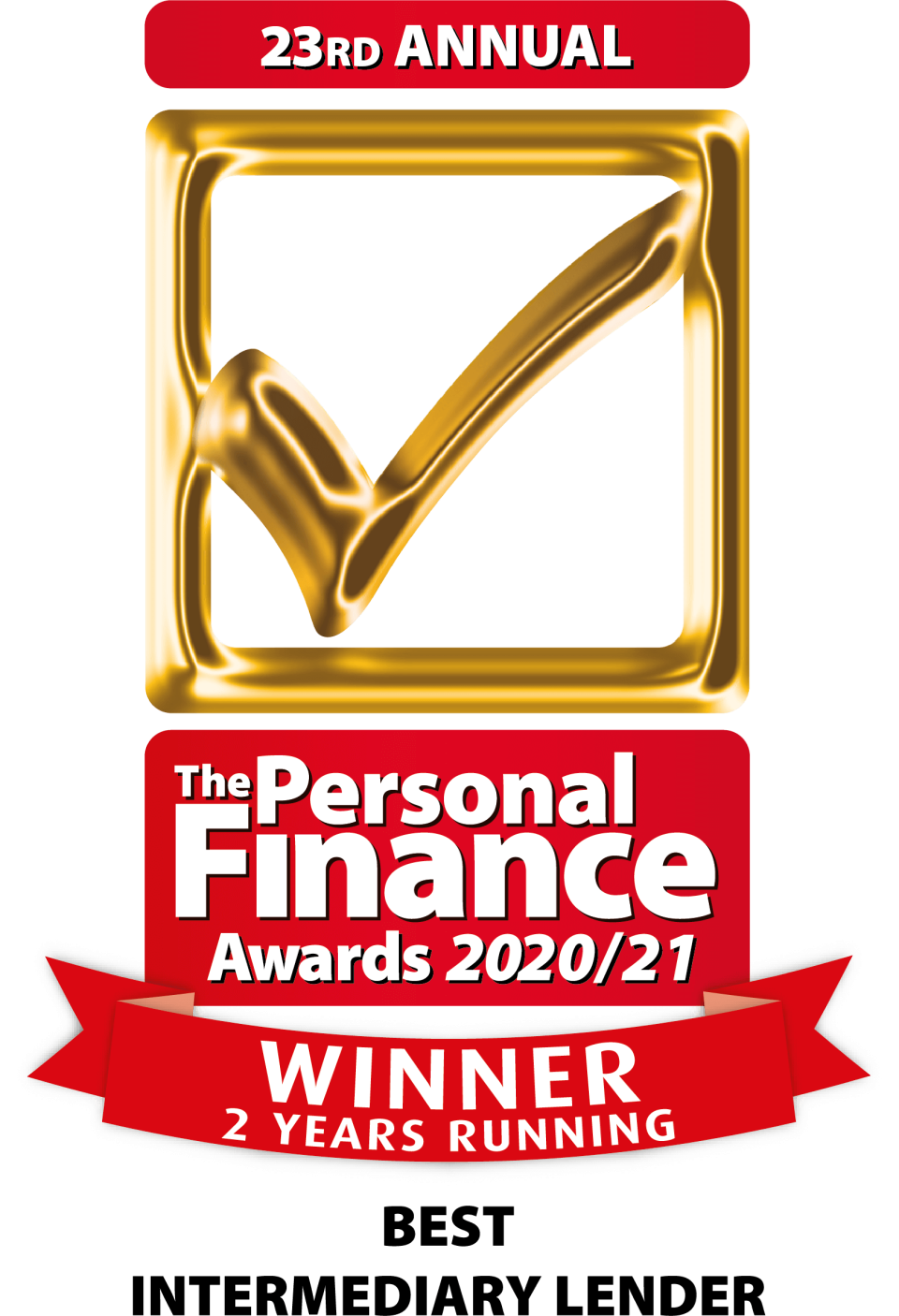 Personal Finance Awards Best Intermediary Lender
